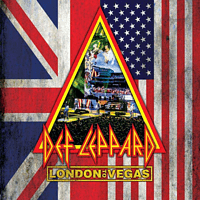 Def Leppard - LONDON TO VEGAS (LTD.DEL.ED.) - [DVD + CD]