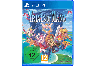 Trials of Mana - [PlayStation 4]