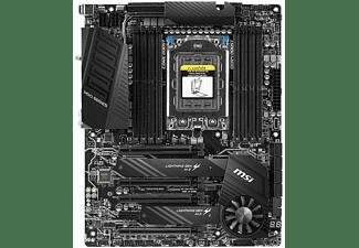 Placa base - MSI TRX40 PRO WIFI, ATX, AMD TRX40, sTRX4, 8 x DDr4, Negro