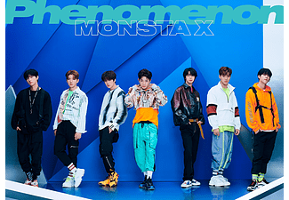 Monsta X -  CD + DVD