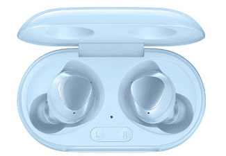 Auriculares inalámbricos - Samsung Galaxy Buds+, True Wireless, Micrófono, IPX2 + Estuche carga inalámbrico