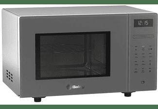Microondas - Balay 3WG1021AO, 800 W, Grill 1000 W, 17 l, Libre Instalación, 5 niveles, 8 programas, Gris