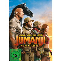 Jumanji: The Next Level DVD