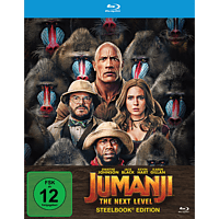 Jumanji: The Next Level Blu-ray