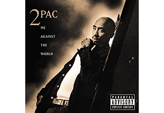 2Pac - Me Against The World (Vinyl LP (nagylemez))