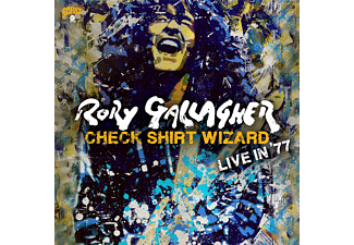Rory Gallagher - Check Shirt Wizard - Live In '77 (Vinyl LP (nagylemez))