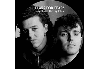 Tears For Fears - Songs From The Big Chair (Limited Edition) (Vinyl LP (nagylemez))