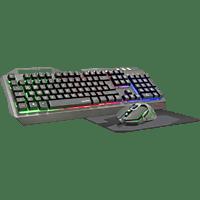 SPEEDLINK TYALO Illuminated Gaming Deskset - DE layout, Gaming Deskset