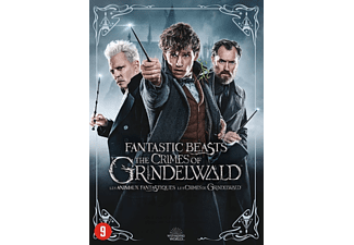 Fantastic Beasts - The Crimes Of Grindelwald | DVD