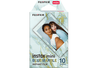 FUJIFILM instax mini Film Blue Marble Sofortbildfilm