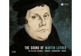 Hilliard Ensemble - The Sound Of Martin Luther  - (CD)