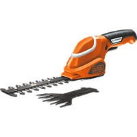 BLACK+DECKER GSBD700 7V Akku-Gartenscherenset