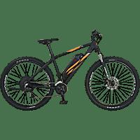 PROPHETE GRAVELER 20.EMM.20 Mountainbike (29 Zoll, 48 cm, MTB Hardtail, 499 Wh, Schwarz)