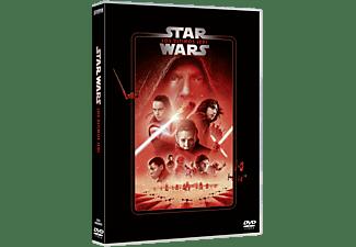 Star Wars: Los Últimos Jedi (Episodio VIII) (Ed. 2020) - DVD