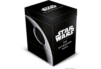 Pack Star Wars: La Saga Skywalker (Episodios I-IX) - Blu-ray