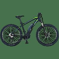 PROPHETE GRAVELER E7SERIES HT 20.ETM.10 Mountainbike (27,5 Zoll, 48 cm, MTB Hardtail, 504 Wh, Schwarz)