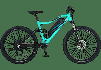 PROPHETE GRAVELER 20.EMM.10 Mountainbike (Laufradgröße: 27,5 Zoll, Rahmenhöhe: 48 cm, Unisex-Rad, 499 Wh, Miami Blue)