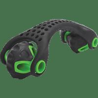 SCHILDKRÖT Fitness Massage Roller, Grün/Anthrazit