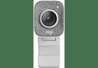 LOGITECH Webcam Streamcam, weiss, FHD, 60fps, IR-Sensor, AF (960-001297)