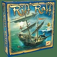 NORIS Riff Raff Brettspiel