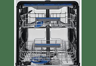 Lavavajillas - Electrolux EEM48300L, Integrable 60 cm, 15 servicios, 8 programas, Blanco