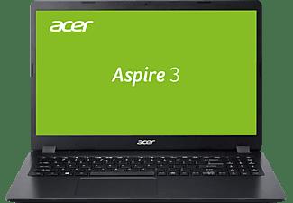 ACER Acer Aspire 3 (A315-54K-32YC), Notebook mit 15,6 Zoll Display, Core™ i3 Prozessor, 8 GB RAM, 512 GB SSD, UHD Graphics 620, Schwarz