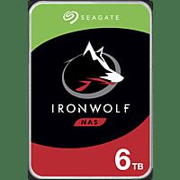 SEAGATE IronWolf, 6 TB, HDD, 3,5 Zoll, intern