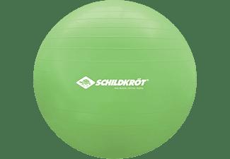 SCHILDKRÖT Fitness 65 cm Gymnastikball, Grün