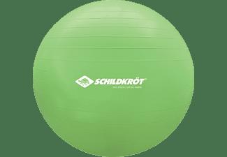 SCHILDKRÖT Fitness 55 cm Gymnastikball, Grün