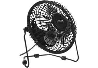 SPEEDLINK Tornado - Ventilateur de table (Noir)