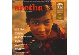 Aretha Franklin With The Ray Bryant Combo - Aretha (180 gram Edition) (Gatefold) (Vinyl LP (nagylemez))
