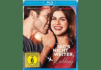 Sag's nicht weiter, Liebling [Blu-ray]