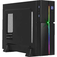 CAPTIVA R53-196, Desktop PC mit Ryzen 5 Prozessor, 16 GB RAM, 240 GB SSD, Radeon RX Vega 11