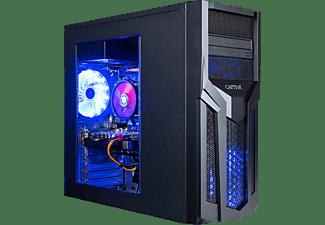 CAPTIVA I53-365, Gaming PC mit Core i3 Prozessor, 16 GB RAM, 480 GB SSD, GTX 1650, 4 GB