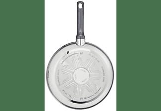 Set de sartenes - Tefal Daily Cook, 2 sartenes, 20 y 26 cm, Antiadherentes, Acero inoxidable