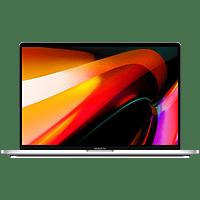 APPLE MacBook Pro 16 Zoll mit Touch Bar, silber (MVVM2D/A)