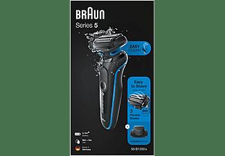 BRAUN Rasierer Series 5 50-B1200S Blau/Schwarz