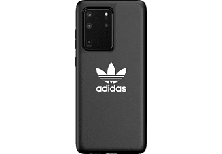 ADIDAS ORIGINALS OR Moulded Case, Backcover, Samsung, Galaxy S20 Ultra, Schwarz/Weiß