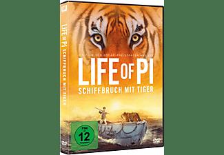 Life Of Pi - Schiffbruch mit Tiger DVD