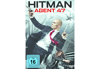 Hitman - Agent 47 DVD
