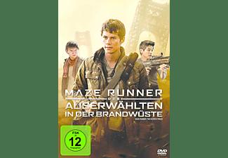 Maze Runner 2 - Die Auserwählten in der Brandwüste DVD