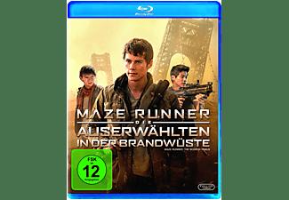 Maze Runner 2 - Die Auserwählten in der Brandwüste Blu-ray