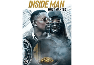 Inside Man: Most Wanted - DVD