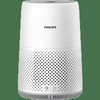 PHILIPS Series 800 AC0819 Luftreiniger Weiß/Wolkengrau (22 Watt, Raumgröße: 49 m²)