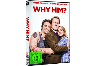 Why Him? DVD