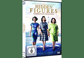 HIDDEN FIGURES – Unerkannte Heldinnen DVD