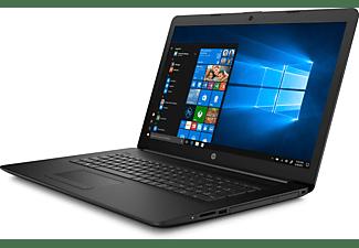 HP 17-by0344ng, Notebook mit 17,3 Zoll Display, Core™ i3 Prozessor, 8 GB RAM, 256 GB SSD, Intel® UHD Grafik 620, Schwarz
