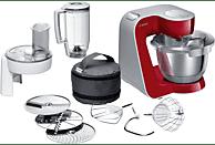 BOSCH MUM58720 Küchenmaschine Deep Red (Rührschüsselkapazität: 3,9 Liter, 1000 Watt)