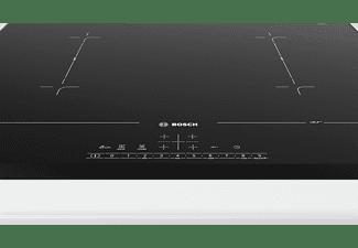 Encimera - Bosch PVQ651FC5E, Inducción, 4 zonas, Función Combi, 60 cm, Negro