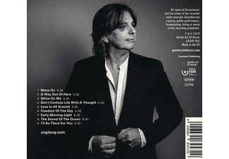 Yogi Lang - A Way Out Of Here (Standard-Version)  - (CD)